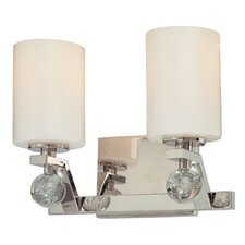 Tate 2 Light Vanity Light