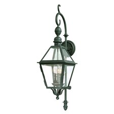 <strong>Troy Lighting</strong> Townsend 3 Light Wall Lantern