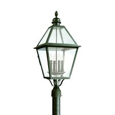 <strong>Troy Lighting</strong> Townsend Post Lantern