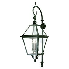<strong>Troy Lighting</strong> Townsend 5 Light Wall Lantern