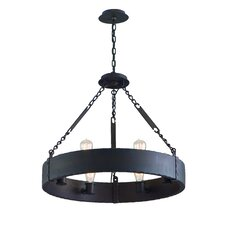 Jackson 6 Light Medium Pendant
