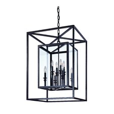 Morgan 8 Light Entry Foyer Pendant
