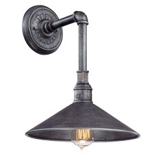 <strong>Troy Lighting</strong> Toledo 1 Light Outdoor Wall Lantern