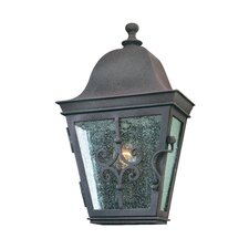 <strong>Troy Lighting</strong> Markham 1 Light Outdoor Wall Pocket
