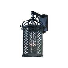 <strong>Troy Lighting</strong> Los Olivos Outdoor Wall Lantern