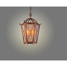 <strong>Troy Lighting</strong> Cheshire 3 Light Hanging Lantern