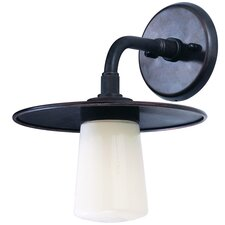 Edison 1 Light Outdoor Wall Lantern