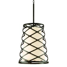 Helix 4 Light Medium Entry Foyer Pendant