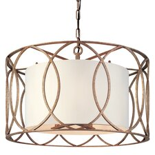 <strong>Troy Lighting</strong> Sausalito 5 Light Dining Foyer Pendant
