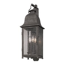 Larchmont 3 Light Outdoor Wall Light