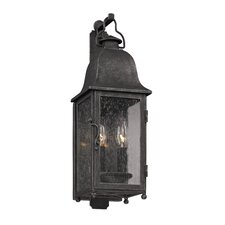 Larchmont 2 Light Outdoor Wall Light