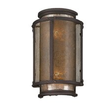 Copper Mountain 2 Light Outdoor Wall Light