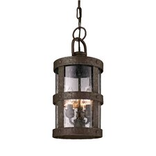 Barbosa 3 Light Outdoor Pendant