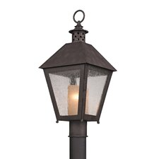 Sagamore 1 Light Outdoor Post Lantern