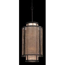 Copper Mountain 8 Light Pendant