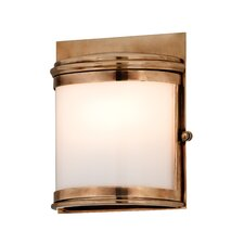 <strong>Troy Lighting</strong> Rotterdam 1 Light Outdoor Wall Light
