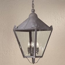 Preston 4 Light Hanging Lantern