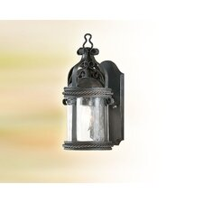 Pamplona 1 Light Outdoor Wall Light