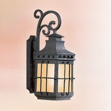 <strong>Troy Lighting</strong> Dover 1 Light Wall Lantern