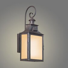 Newton 1 Light Wall Lantern