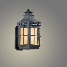 Dover 1 Light Outdoor Wall Lantern
