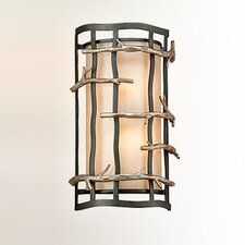 Adirondack 2 Light Wall Sconce
