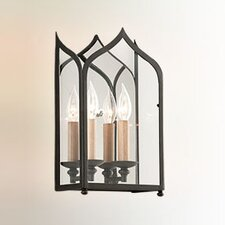 York 2 Light Wall Sconce