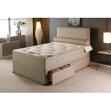 Natural Touch Pocket Ortho Caress 1500 Platform Divan Bed