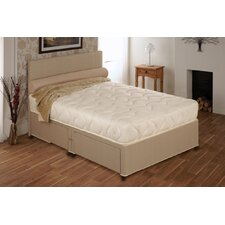 <strong>Vogue Beds</strong> Natural Touch Tranquility Pocket Sprung 1000 Medium Mattress