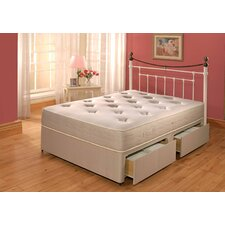 Contour Memory Foam Pocket Sprung 600 Memory Mattress