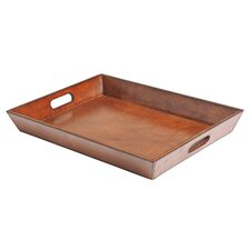 Barrister's Rectangular Serving Tray