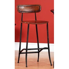 "<strong>William Sheppee</strong> Pub 30"" Bar Stool"
