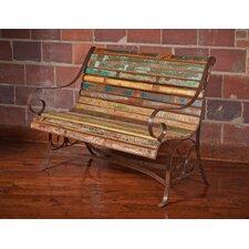 Merchant's Columbo Wood Bench