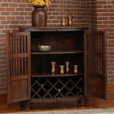 Merchant's Bali Wine Hutch