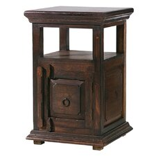 Durbar 1 Drawer Nightstand