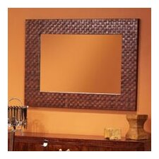 Saddler Rectangular Wall Mirror