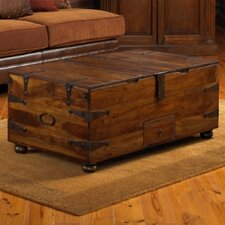 <strong>William Sheppee</strong> Thakat Trunk Coffee Table