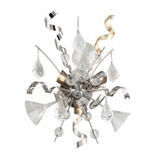 Party All Night 3 Light Wall Sconce