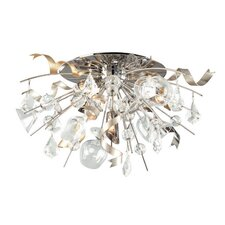 Party All Night 4 Light Semi Flush Mount