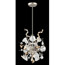 Party All Night 3 Light Crystal Pendant