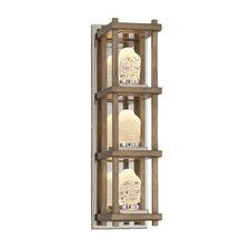 Enlightened 3 Light Vertical Wall Sconce