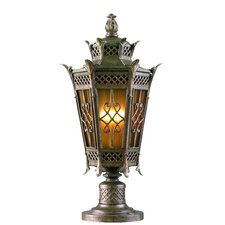 Avignon 3 Light Outdoor Post Lantern