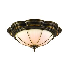 <strong>Corbett Lighting</strong> Montecito Flush Mount
