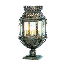 """Montrachet 4 Light 13"""" Outdoor Post Lantern"""