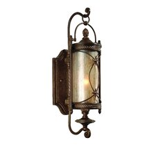 <strong>Corbett Lighting</strong> St. Moritz 6 Light Wall Lantern