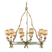 Parc Royale 12 Light Chandelier