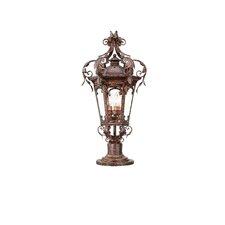 Regency 3 Light Outdoor Post Lantern