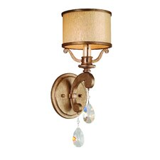 Roma 1 Light Wall Sconce