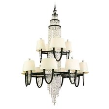 Viceroy 24 Light Chandelier
