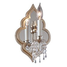 Bijoux 1 Light Wall Sconce